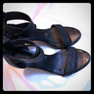 Joie heeled sandals